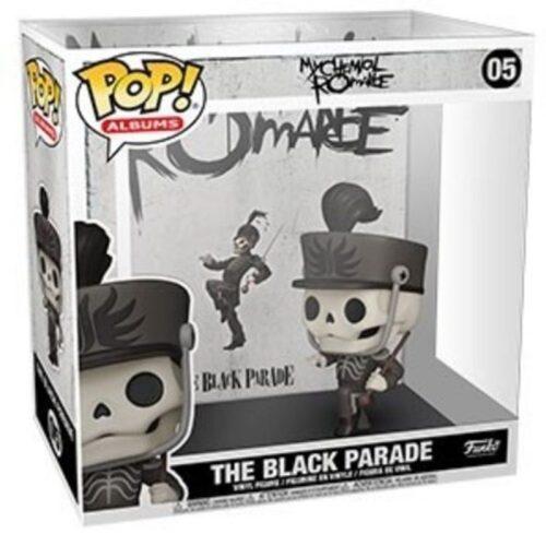 Figura The Black Parade Funko POP MI Chemical Romance Rocks Albums