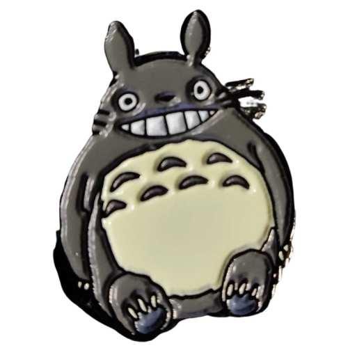 Pin Metálico Totoro Bric A Brac Mi Vecino Totoro Anime Color