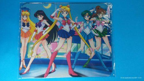 Padmouse Sailor Scouts PT Sailor Moon Anime