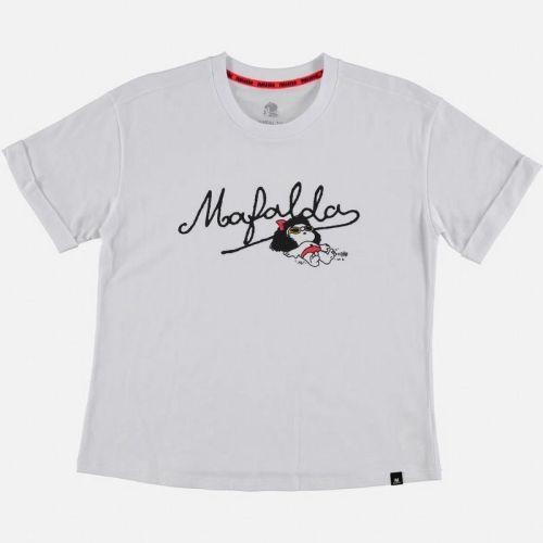 Camiseta Mafalda MIC Animados Talla S