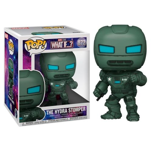 "Figura Hydra Stomper Funko Pop What If...? Marvel 6"""