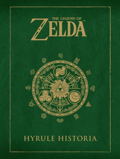 Libro Hyrule Historia Dark Horse The Legend of Zelda Videojuegos