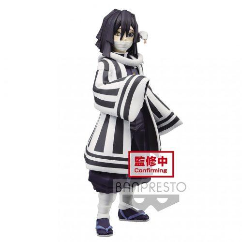 Figura Obanai Iguro Banpresto Kimetsu No Yaiba Anime (Copia)