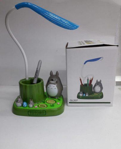 Lampara Totoro PT Mi Vecino Totoro Anime Con Base Para Esferos