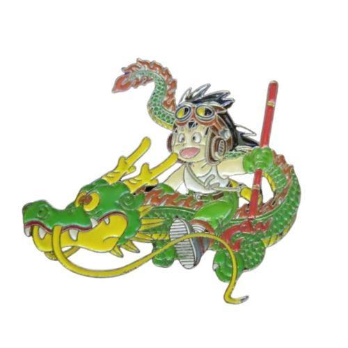 Pin Goku Sobre Shenlong Anime