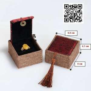 Подарочные футляры для янтаря