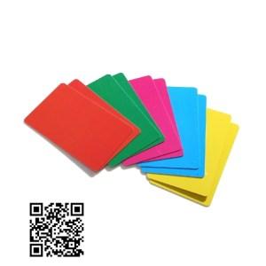 Заготовки пластиковых карт