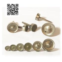 Алмазные шарошки для донат