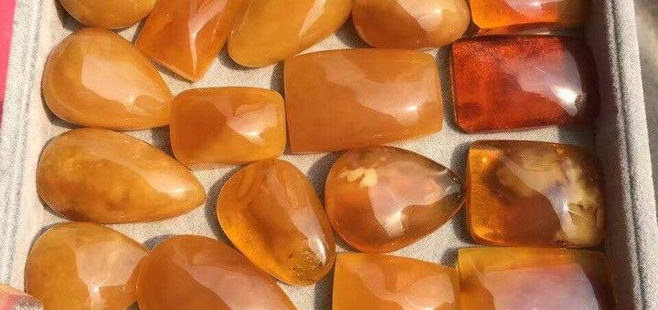В какой жидкости можно растворить янтарь?