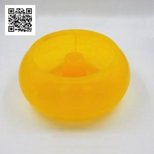 Пластиковая чаша без крышки
