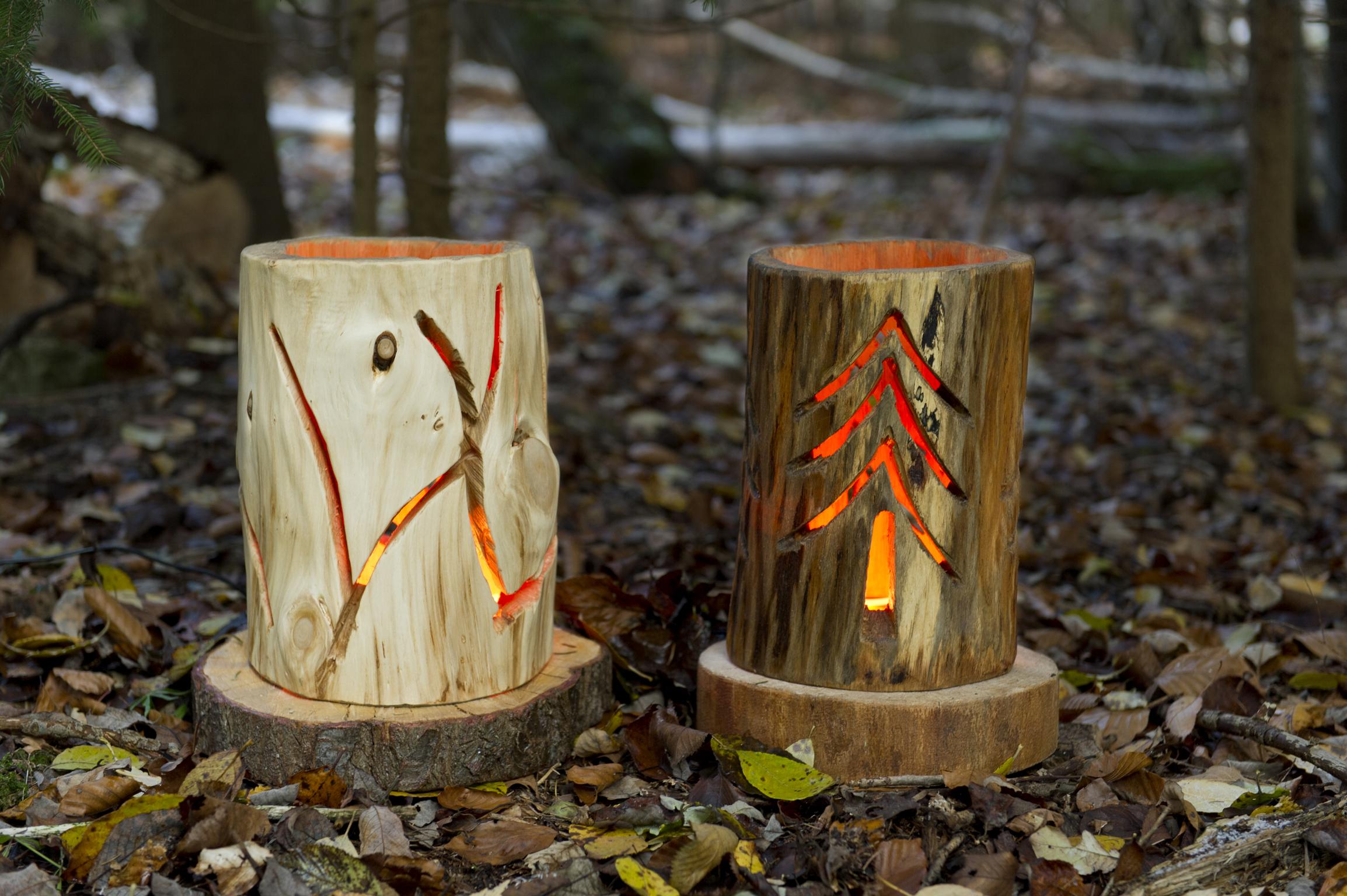 Holz Laterne Bauen Toolporn
