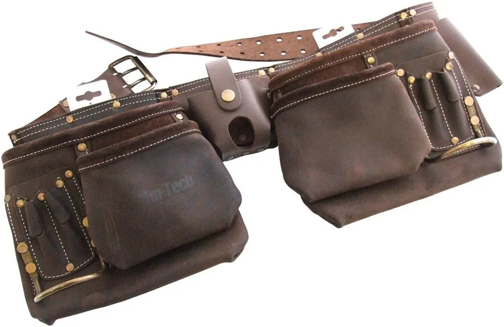 number six rated tool belt pouch