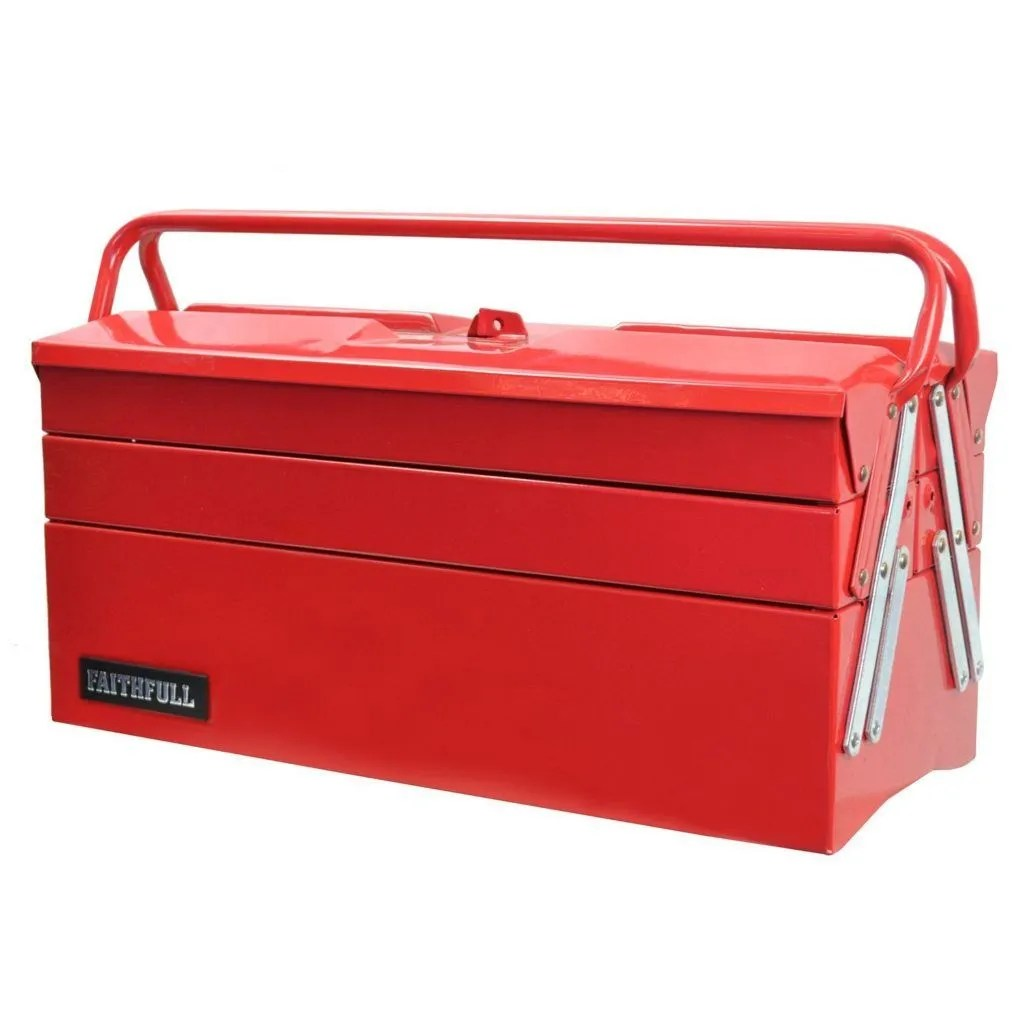 number three rated tool box