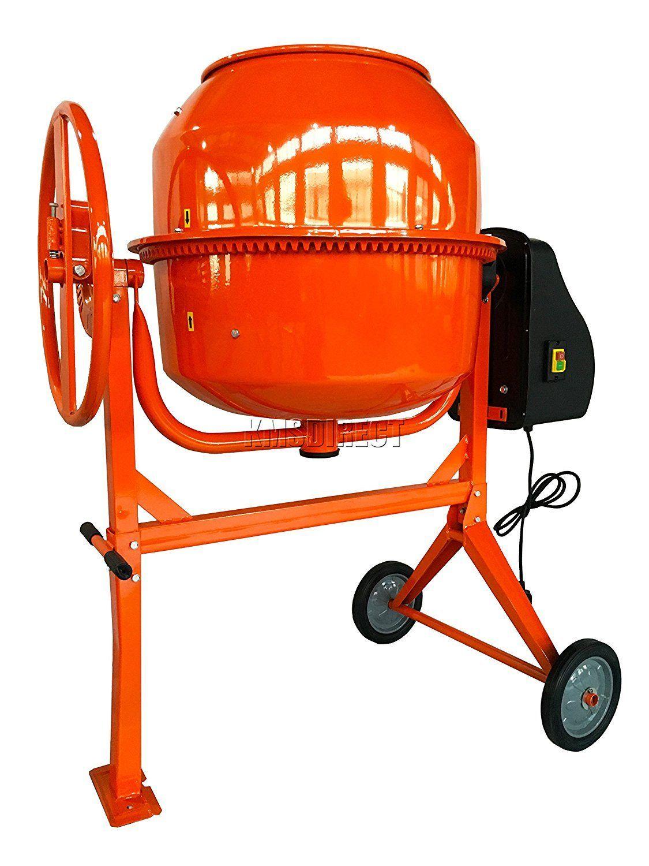 FoxHunter 650w cement mixer
