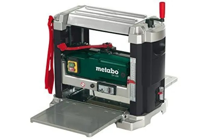Metabo MPTDH330 1800 W 240 V Thicknesser