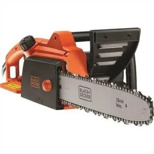 Picture of a chainsaw
