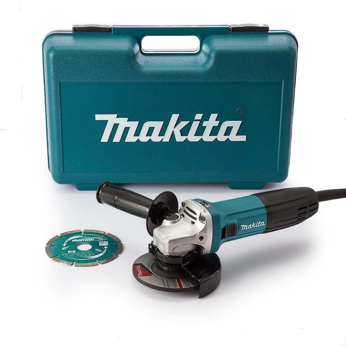 Makita GA4530RKD Angle Grinder Review