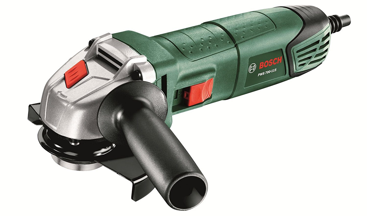 picture of a Bosch PWS 700-115 Angle Grinder