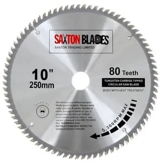 best table saw blade for cutting plywood