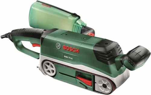 Picture of a belt sander