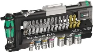 Wera Tool-Check Plus socket set