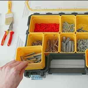organiser storage cases