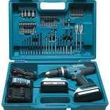 Makita HP457DWE10 Combi drill