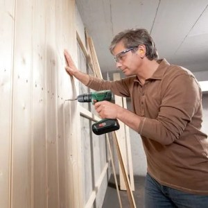cordless drill for small jobs around the home