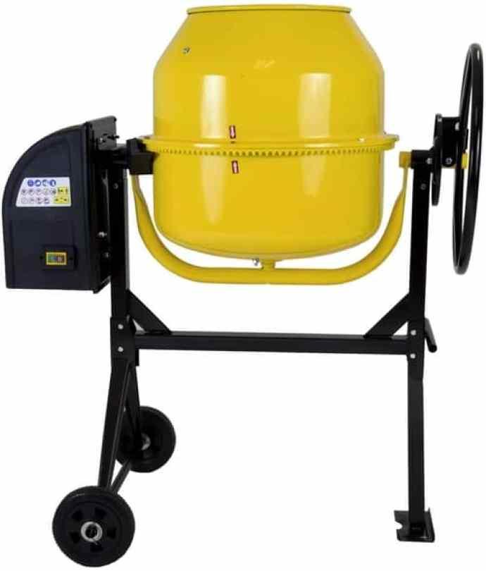 best electric cement mixer uk