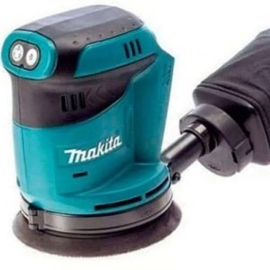 Makita DBO180Z Cordless Body Only Cordless 18 V Li-ion Random Orbit Sander