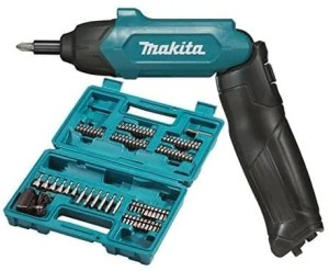 Makita DF001DW Screwdriver Complete with Built-in Battery
