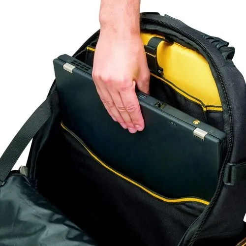Fatmax backpack with a laptop