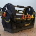 Tool bag for electricians