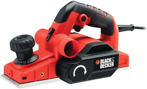 Picture of a Black+Decker Planer