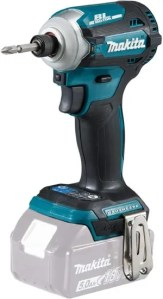 Picture on a makita dtd171z impact driver