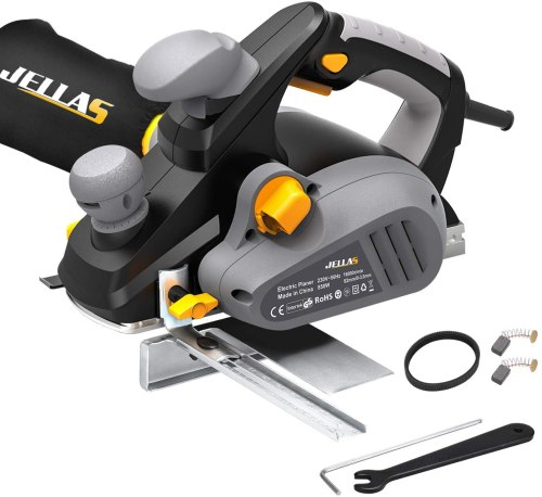 Picture of a JELLAS 850W Electric Planer