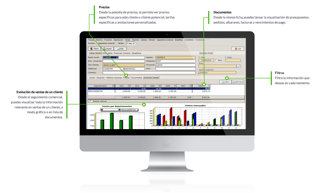 CRM Software Agro