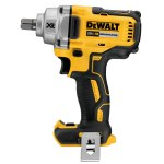 DEWALT DCF894B 20V MAX XR® Cordless Mid-Range Impact Wrench with Detent Pin Anvil, 1/2 in, 3100 ipm