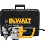 DEWALT DWD460K VSR Stud and Joist Drill with Clutch and BIND-UP CONTROL® System, 1/2 in, 120 V, 1300 rpm