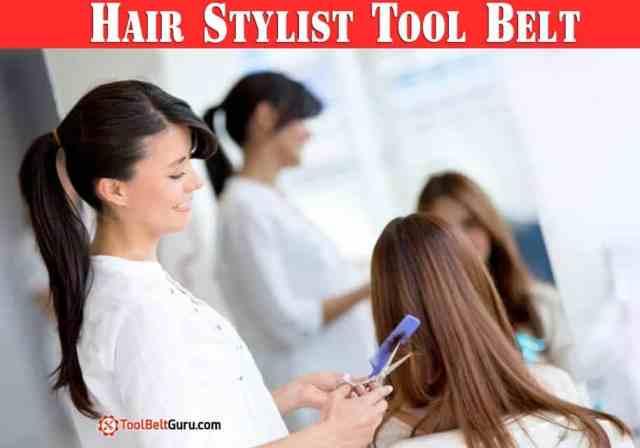 Hair Stylist Tool Belt