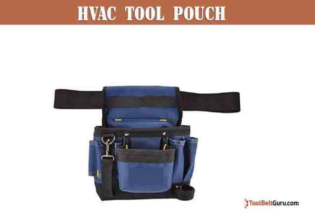 hvac tool pouch