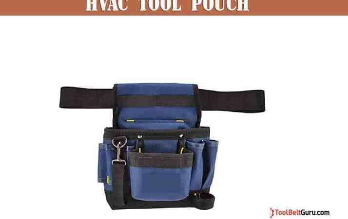 hvac tool pouches