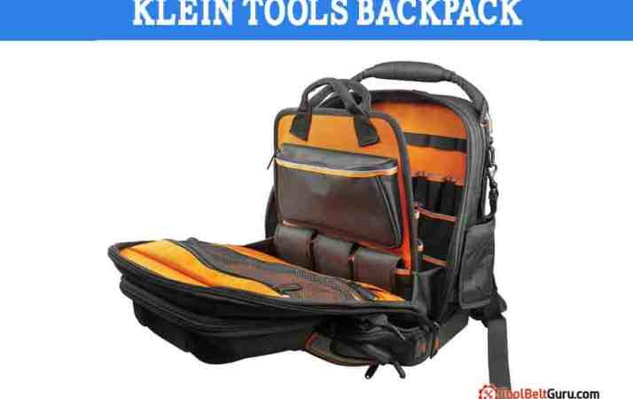 Klein tools backpack review