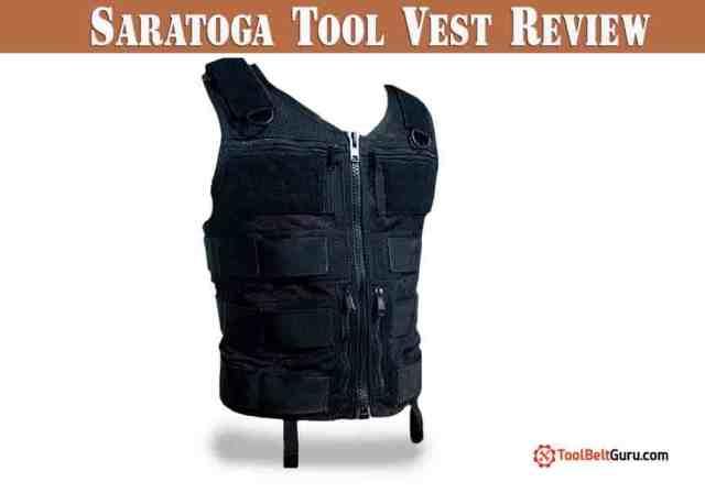 Saratoga Tool Vest Review