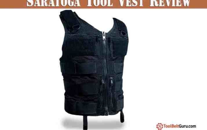 Saratoga Tool Vest Review