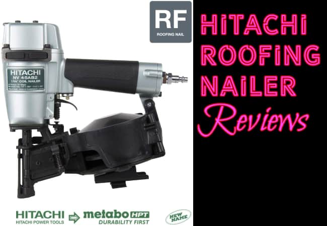 Hitachi Roofing Nailer