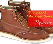 Thorogood Maxwear Wedge