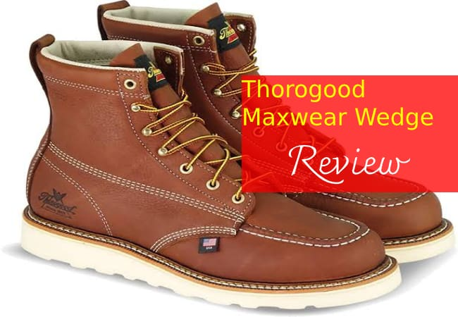 Thorogood Maxwear Wedge