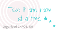 Organized Chaos 101