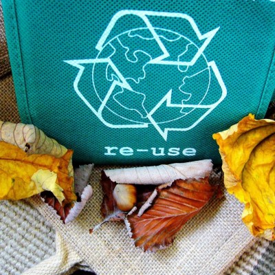 Going Green: Reduce, Reuse, Recycle